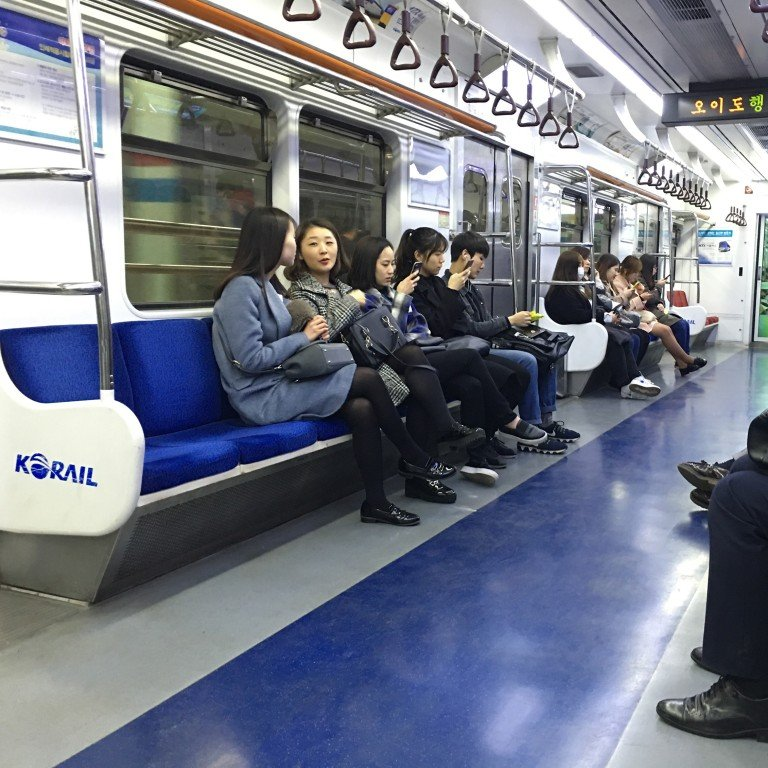 The Seoul Metro system in South Korea has been ranked the best in the world by Essential Living. Photo: Shutterstock