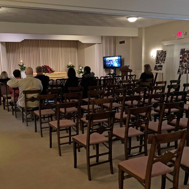 funeral home interior design ideas app