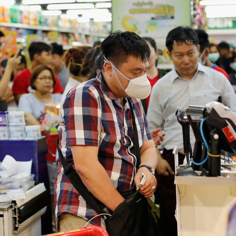 Coronavirus: Myanmar confirms first two cases in men returning ...
