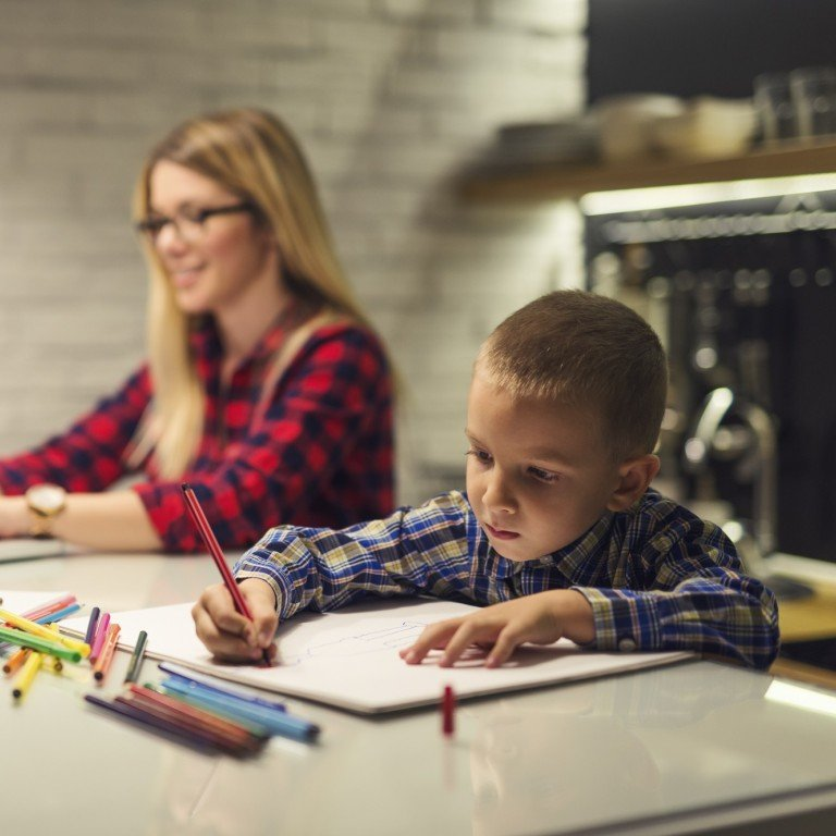 How To Work At Home With Young Kids Without Losing Your Mind