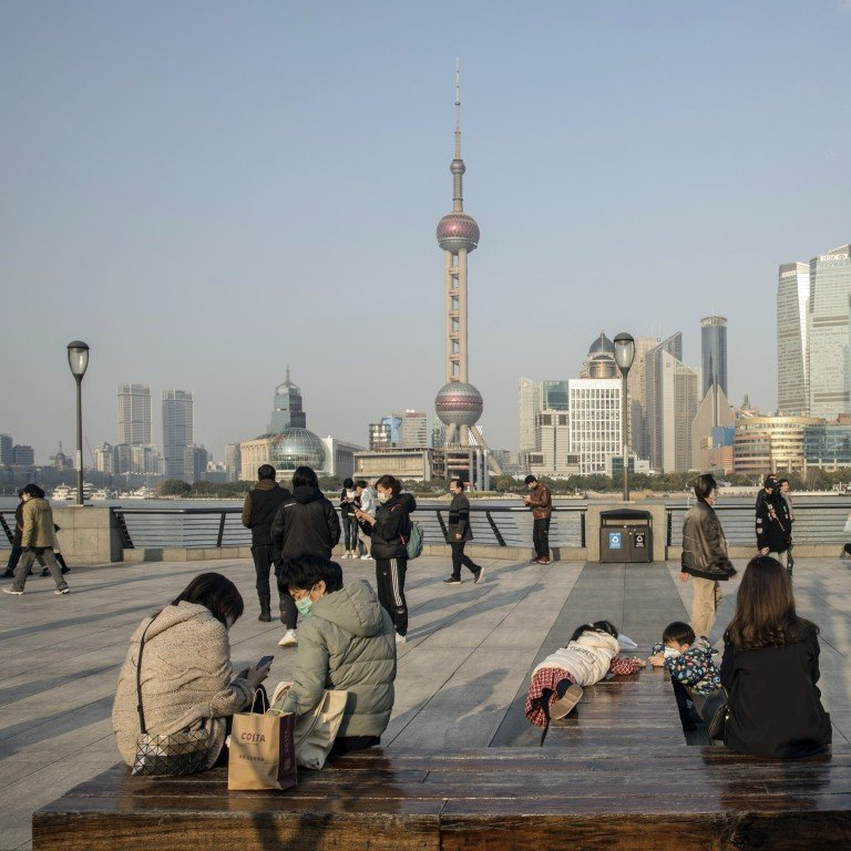 Shanghai is now the world's top IPO market. Photo: Bloomberg