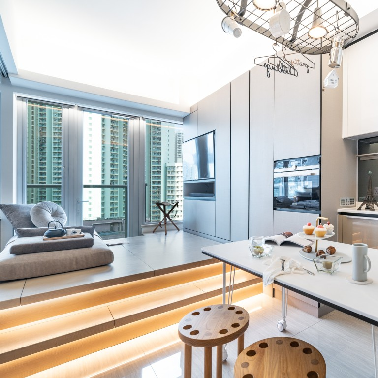 Downsizing To 350 Sq Ft Was Challenge For Hong Kong Interior Designer South China Morning Post