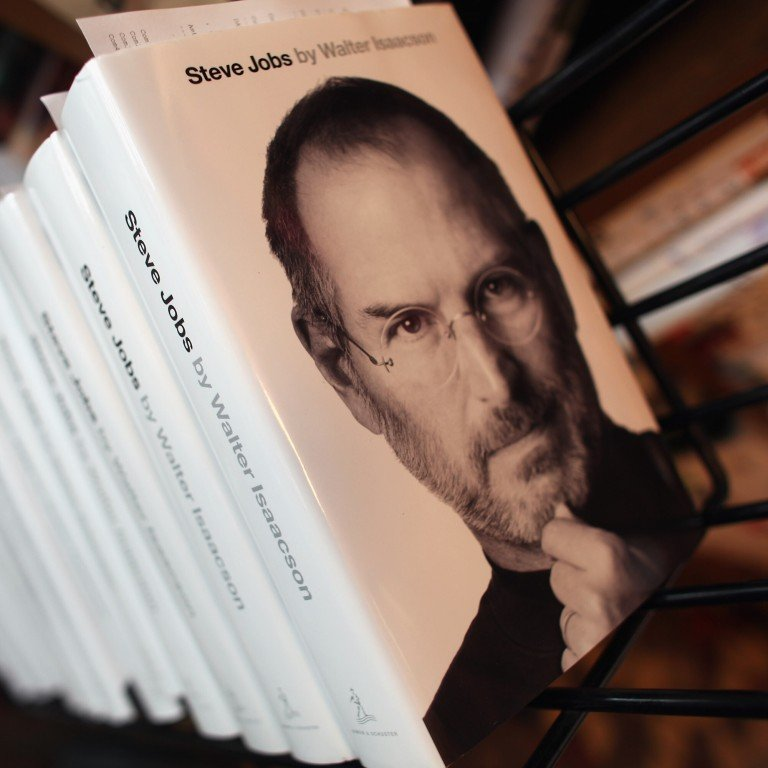 Steve Jobs 15 Books He Found Ideas And Inspiration In South China Morning Post