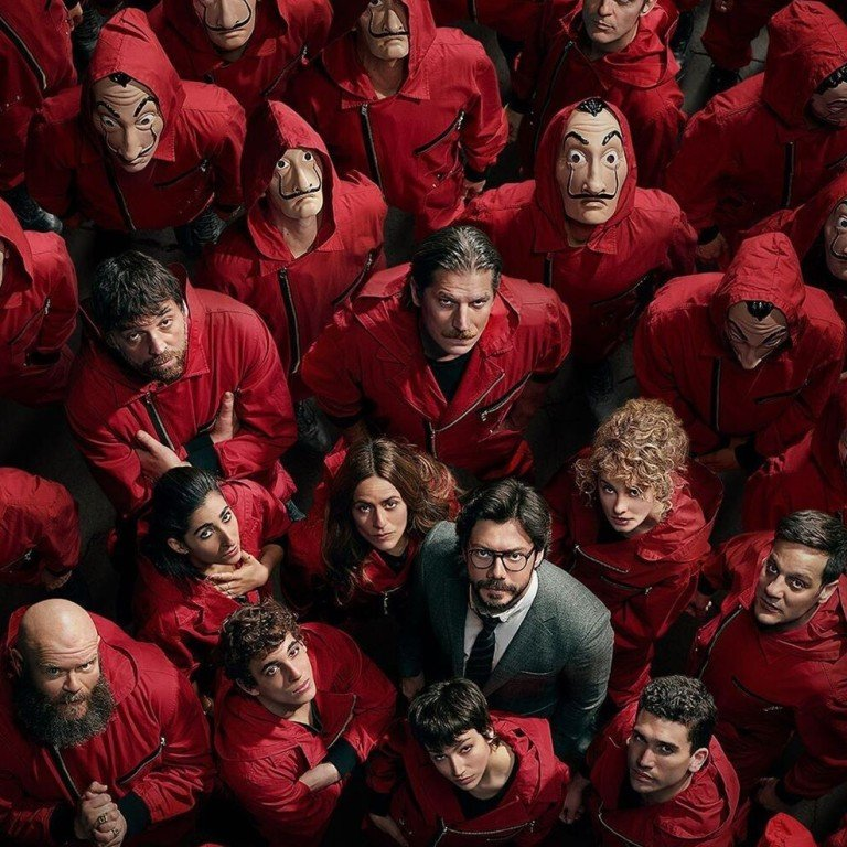 Netflix's Money Heist: What happened at the end of part 4? Will ...
