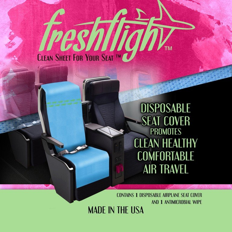 Personal Plane Seat Covers Could They Feature In The New Normal Of Flying South China Morning Post