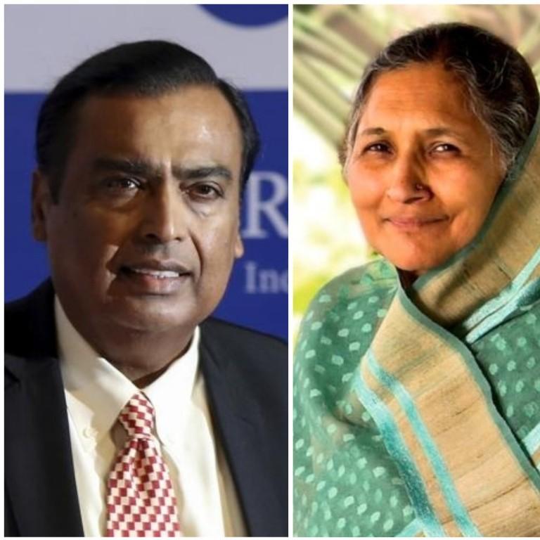 Mukesh Ambani And India's 14 Other Richest People