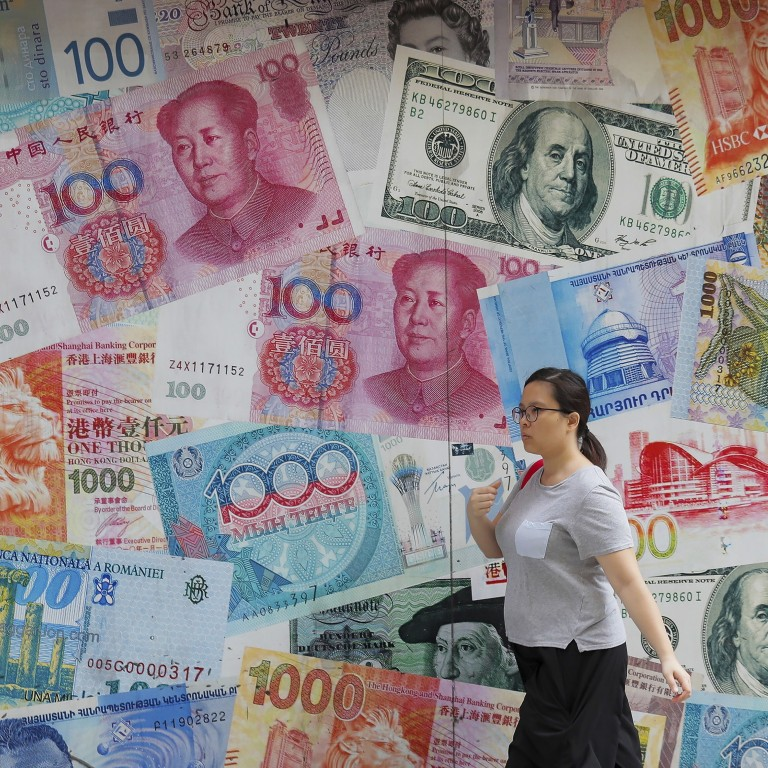China Steps In To Defend The Yuan As