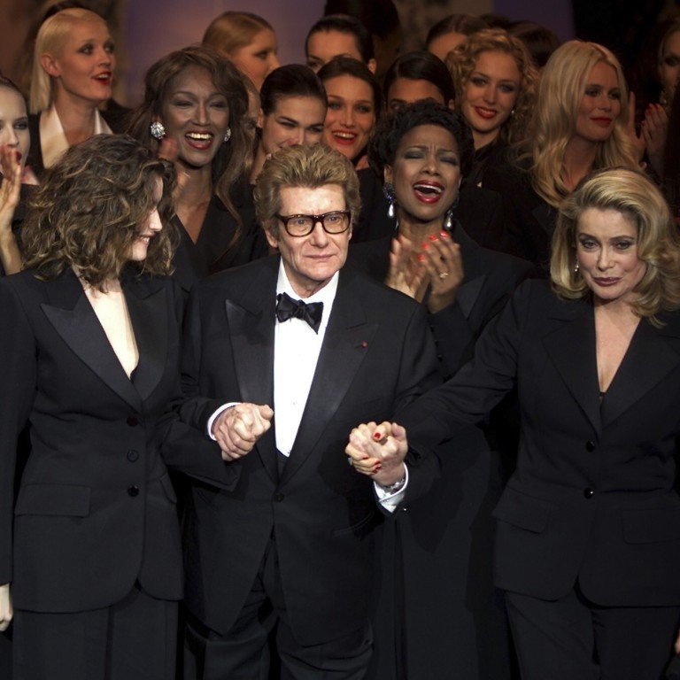 Ysl Founder Yves Saint Laurent Fashion S Youngest Prince And Lgbtq Activist 5 Things You Didn T Know South China Morning Post