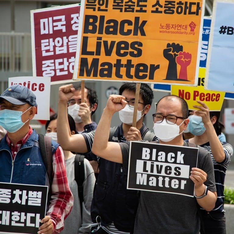 Black Lives Matter: for Koreans, an uncomfortable reminder that ...
