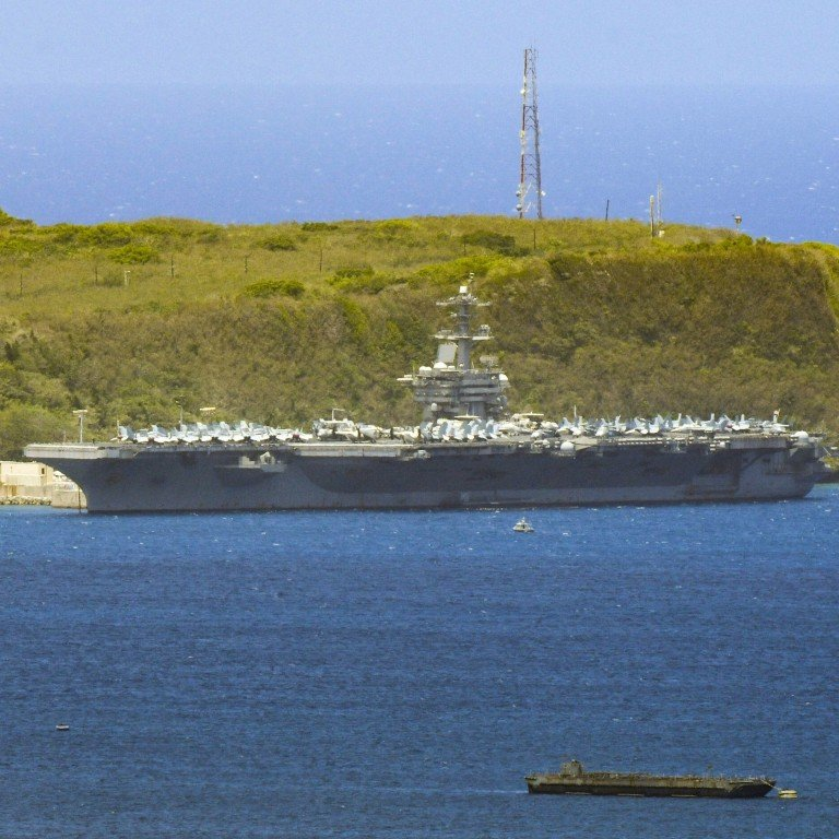 US Navy Patrols Indo-Pacific For First Time In Three Years