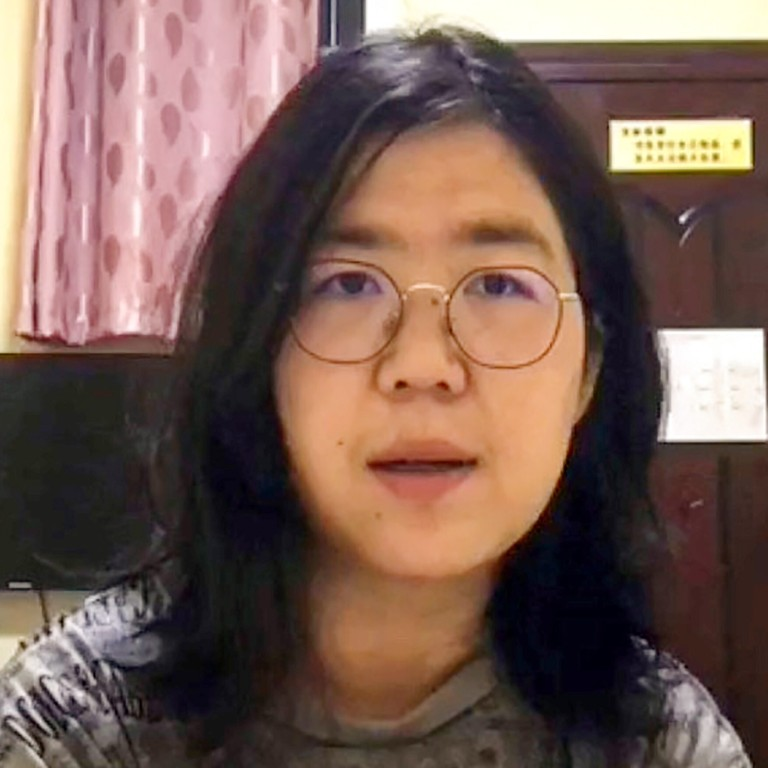 Chinese citizen journalist arrested after reporting on coronavirus from  Wuhan   South China Morning Post