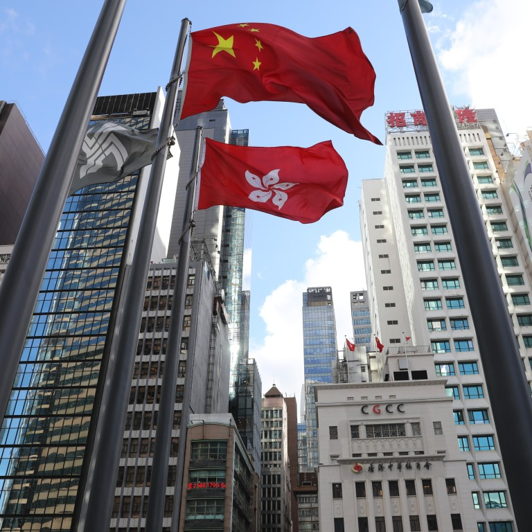 National security law: Hong Kong leader Carrie Lam demands ...