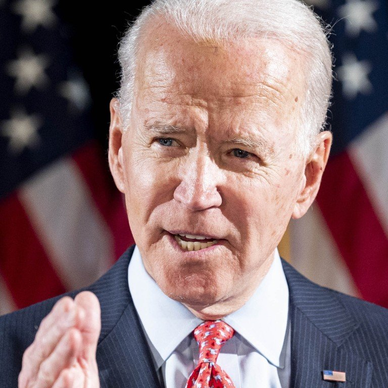 Is Joe Biden 77 Too Old To Be President Trump Only Three Years Younger Spends Millions On Ageist Attacks South China Morning Post