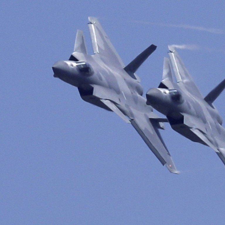 China's stealth fighter goes into mass production after thrust upgrade |  South China Morning Post