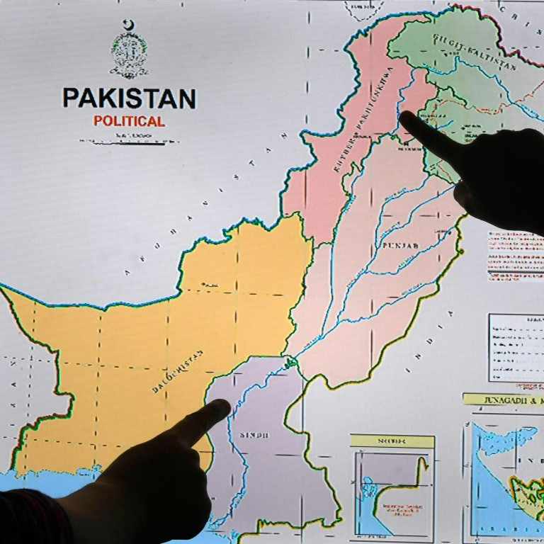 Pakistan claims all of Kashmir in new map, connects Line of ...