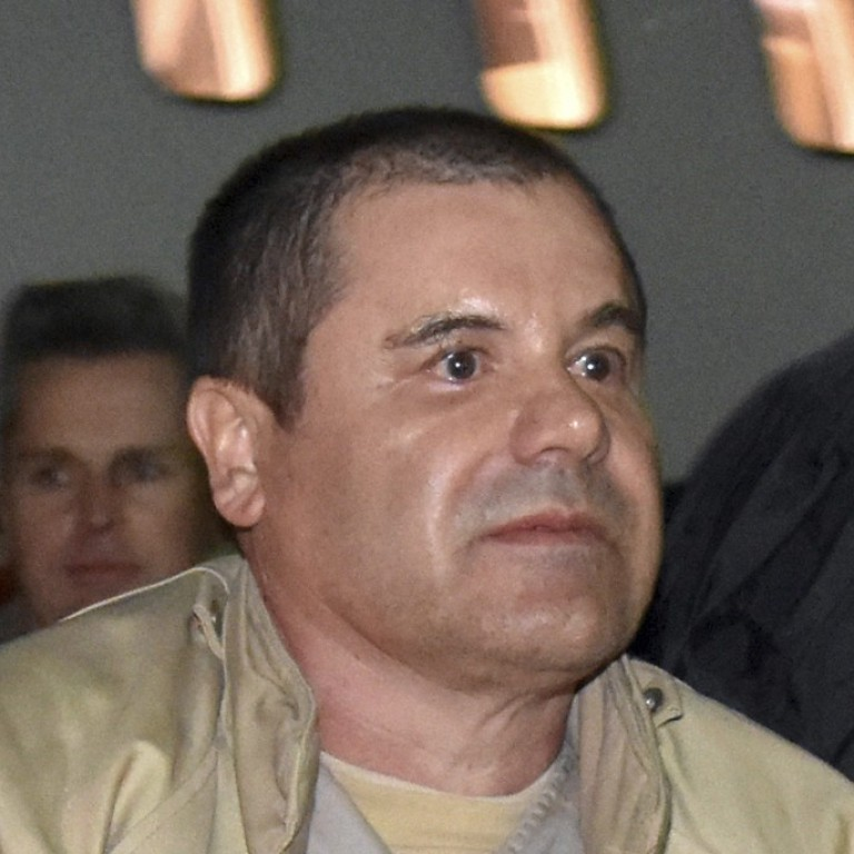 Infamous Mexican drug lord 'El Chapo' appeals life sentence | South China  Morning Post