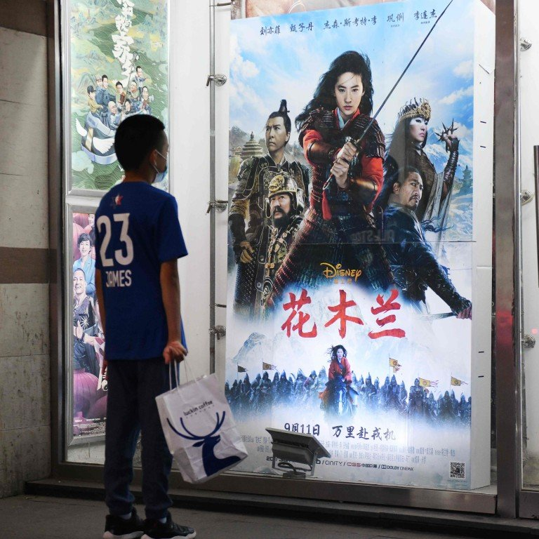 How Disney S Misconceived Mulan Lost The Chinese Audience It So Cravenly Courted South China Morning Post