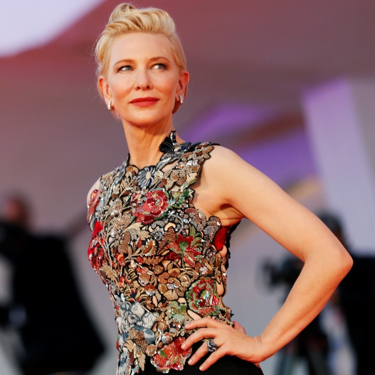 Why Cate Blanchett Is Raiding Her Closet For Red Carpet Looks It S Chic To Repeat South China Morning Post
