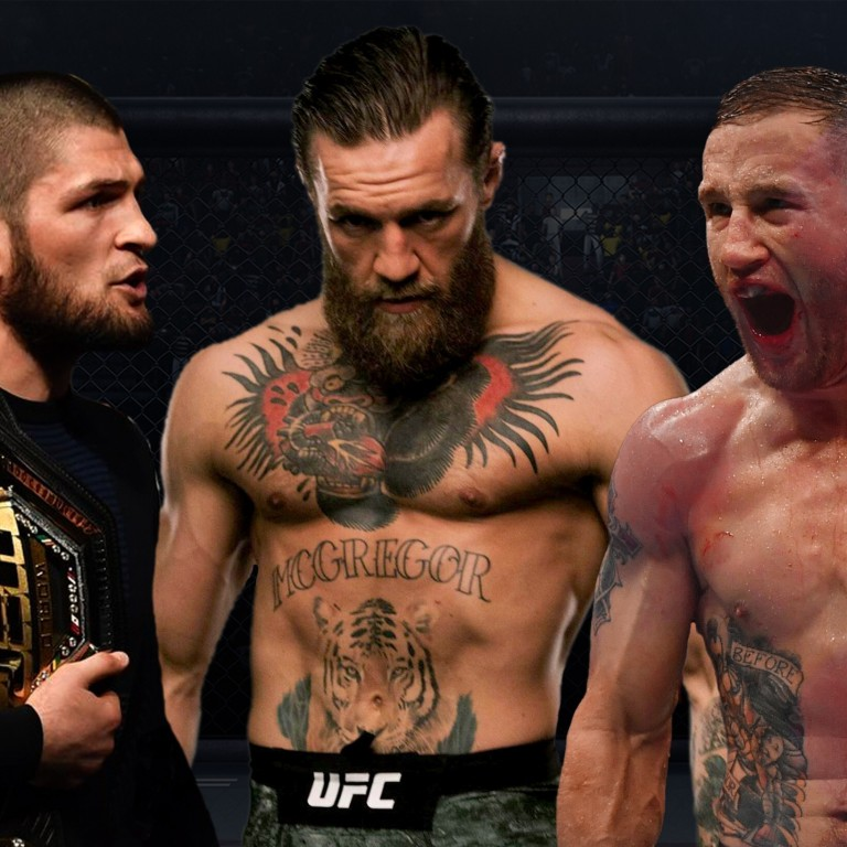 Ufc 254 Justin Gaethje Beating Khabib Nurmagomedov Would Shake The Foundations Of The Fight Game South China Morning Post