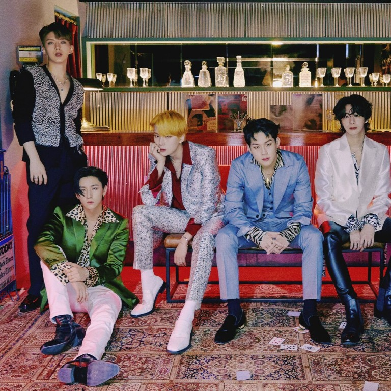 Monsta X Tell The Story Behind The Making Of New Album Fatal Love And Hope It Ll Give K Pop Fans A Lift In Difficult Times South China Morning Post