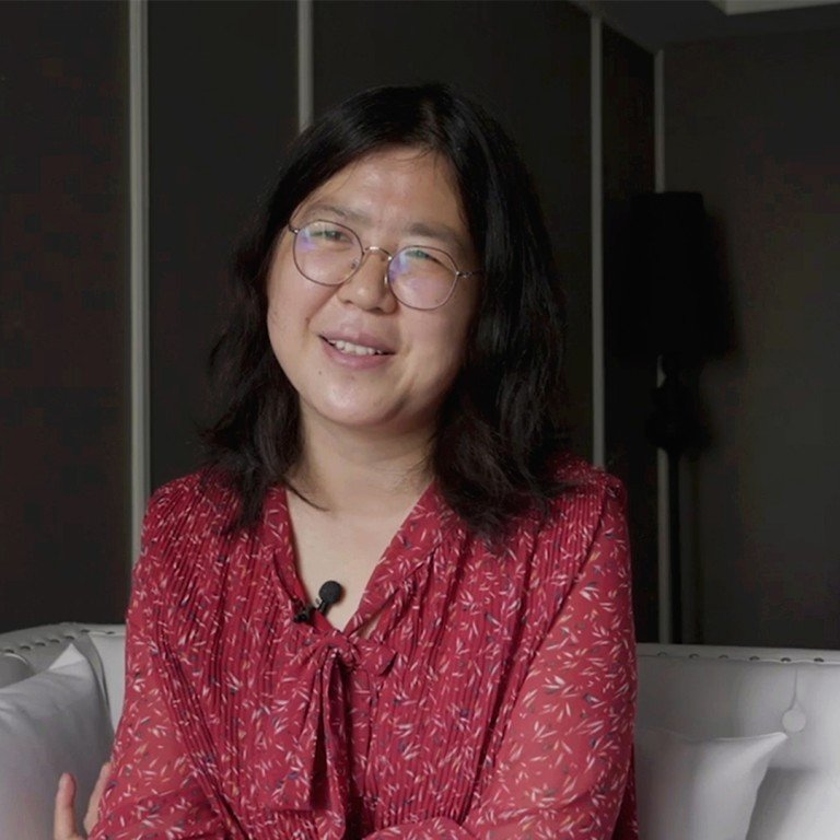 Pompeo Calls for Release of Chinese Journalist Zhang Zhan Imprisoned for Reporting on Wuhan Coronavirus Outbreak