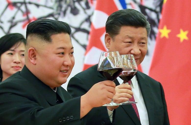 China wants the US and North Korea to meet 'halfway'