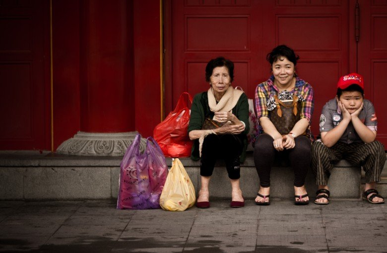 Chinese millennials fight back against nosy relatives
