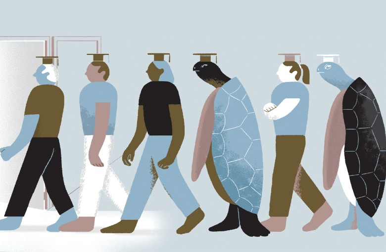 Back at home, China's 'sea turtle' grads find the job market has moved on