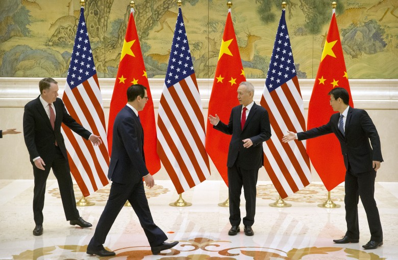 US-China trade talks are not going very far