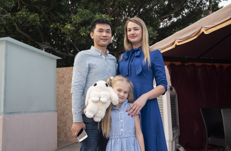 Why Chinese men are paying to meet Eastern European women