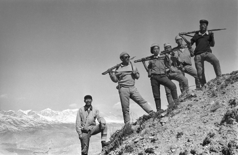 When the CIA trained Tibetans to take on Communist China
