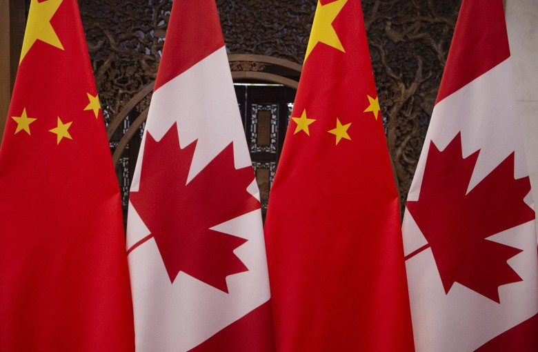 China accuses two Canadians of stealing its secrets