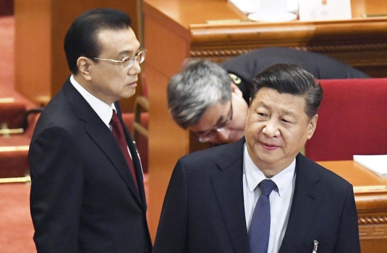 Xi Jinping is letting his hair go gray