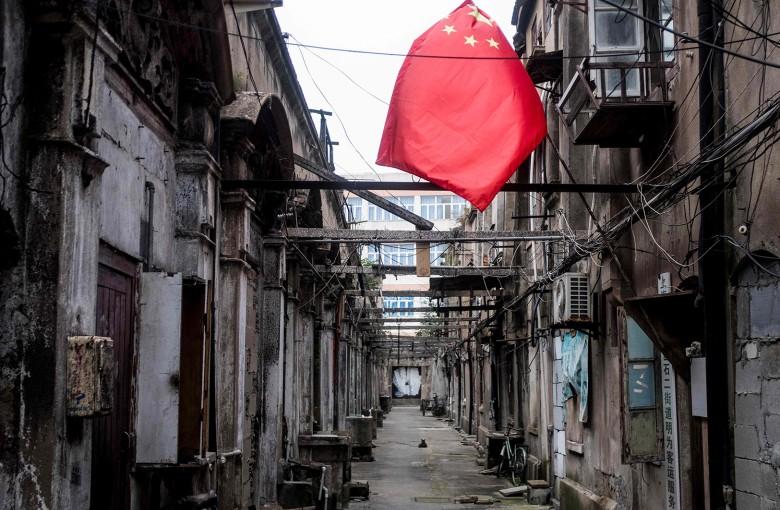 A historic Shanghai neighborhood counts down its final days