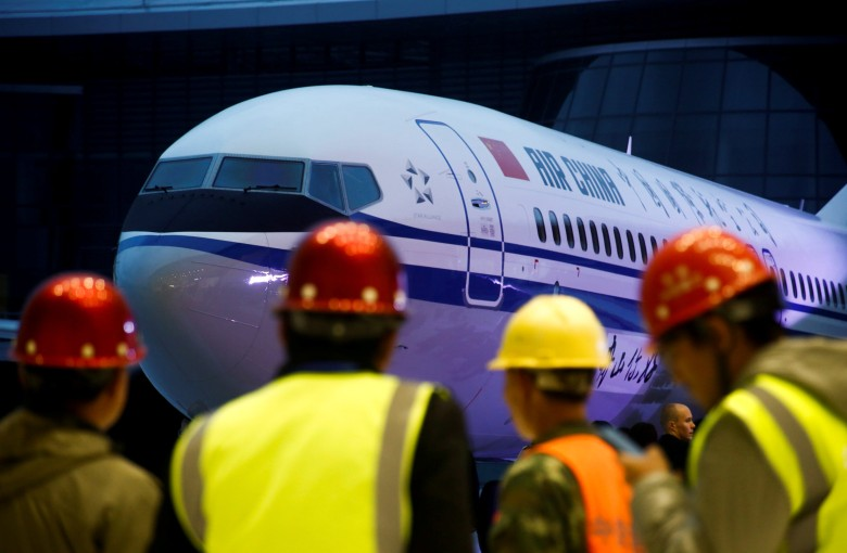 China grounds Boeing planes after fatal crash