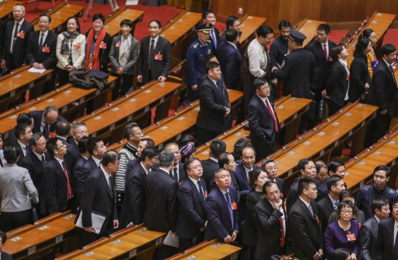 Open dissent is rising in China's halls of power