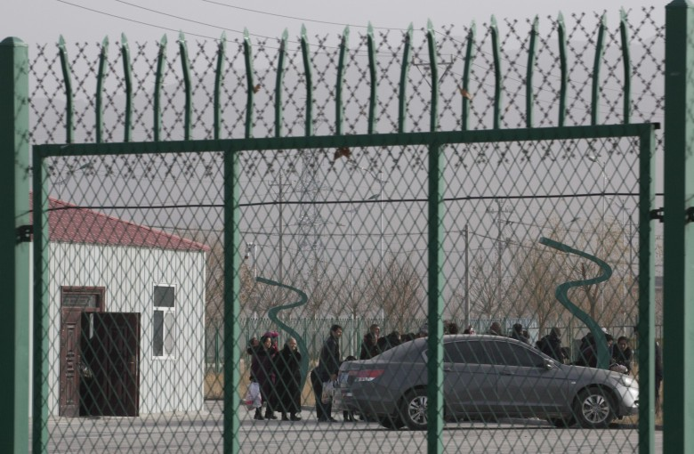 US condemns Muslim camps that China calls 'boarding schools'