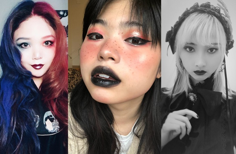 Chinese goths protest subway ban by posting 'dark' selfies
