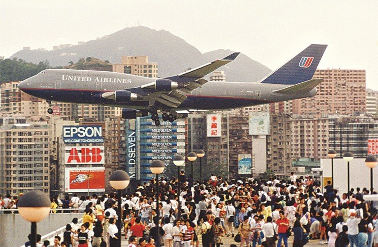 Capturing the last days of an iconic airport