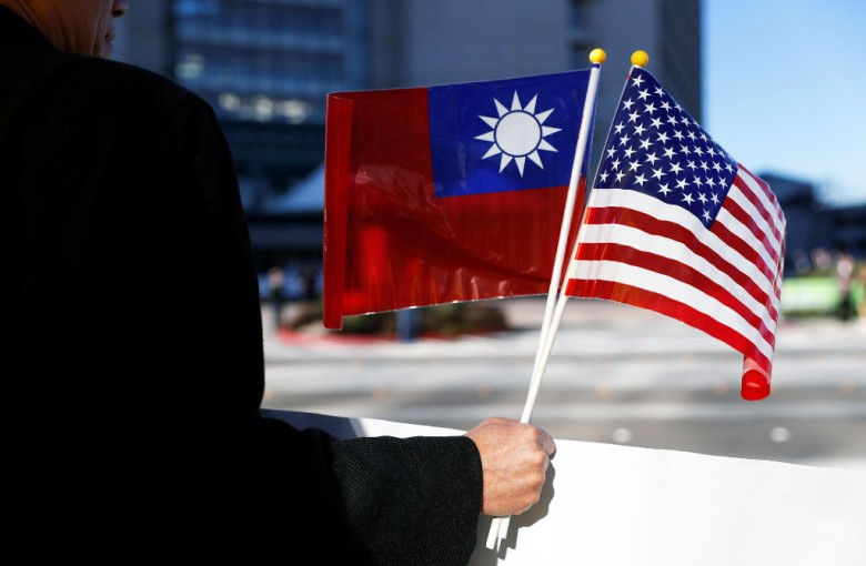 US-Taiwan relations are at their strongest in decades. Thanks, Beijing
