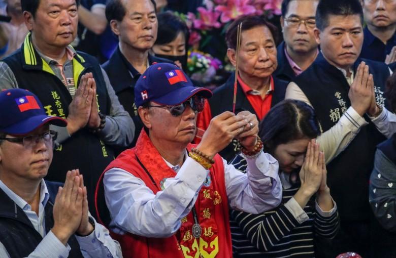 Terry Gou got rich making iPhones. Now he wants to run Taiwan
