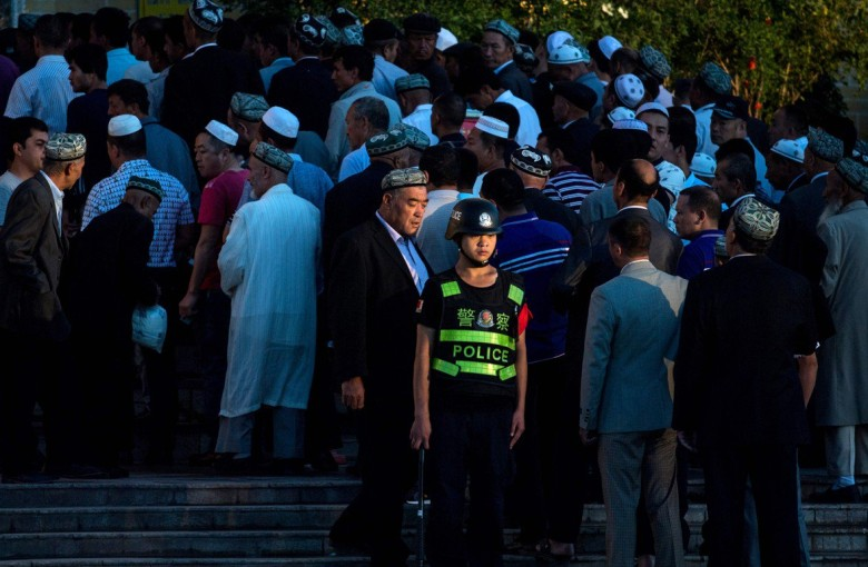 Decoded app exposes how China carries out 'predictive policing' in Xinjiang