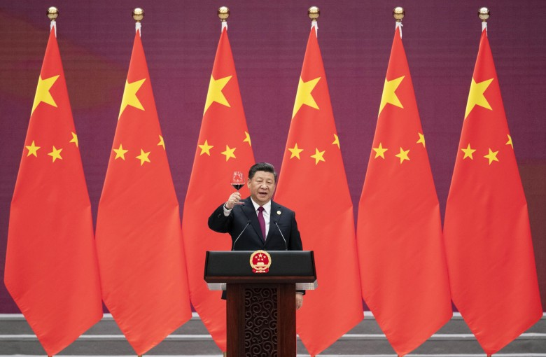 Xi Jinping calls cultural superiority 'stupid' in veiled jab at US