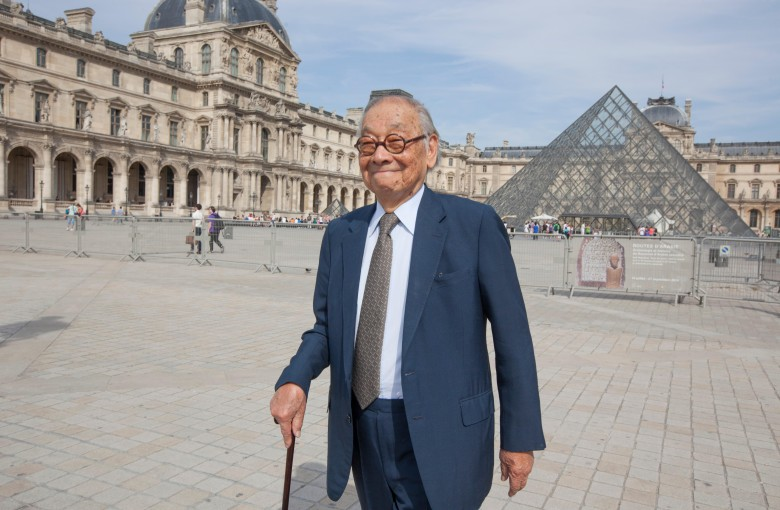 I.M. Pei: master architect's work in photos
