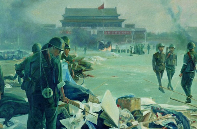 Former Chinese soldier remembers Tiananmen Square crackdown in 1989