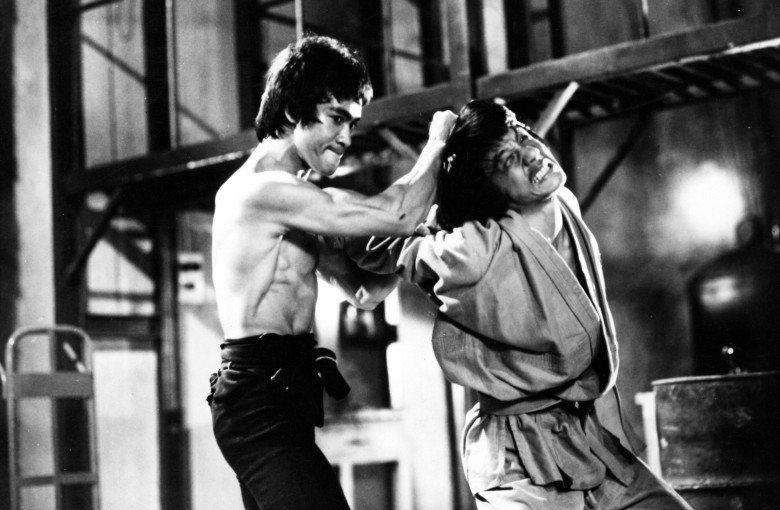 Bruce Lee, the 'grandfather of MMA'