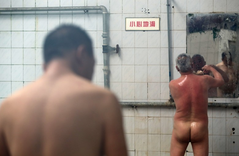 Inside Beijing's last traditional bathhouse
