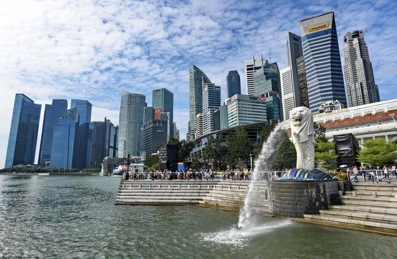 Step aside, America. Singapore is now the world's most competitive economy