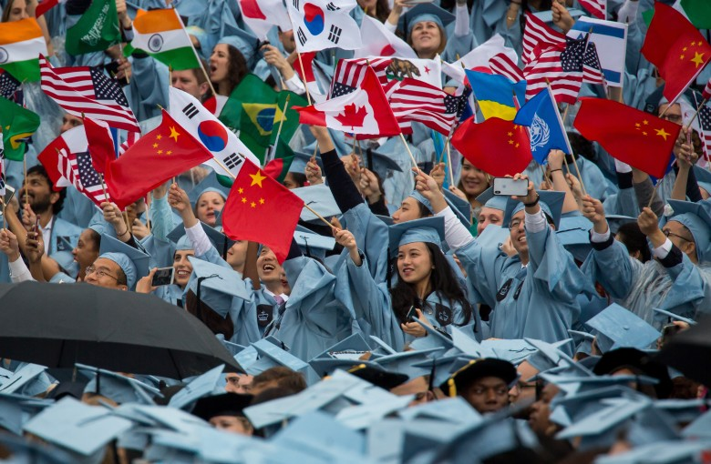 China warns students about studying in the US