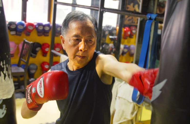 How Muay Thai is helping Parkinson's patients stand up to the disease